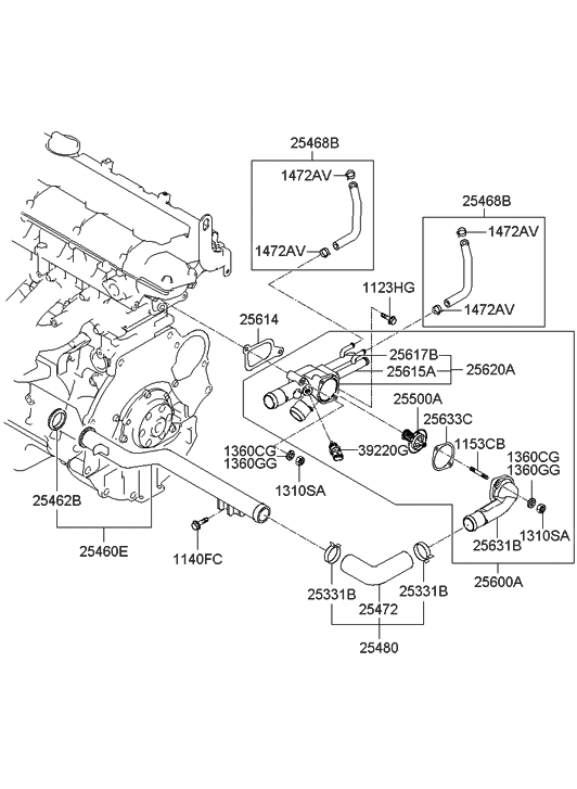 [GR_3350] 2007 Hyundai Tucson Engine Diagram Wiring Diagram