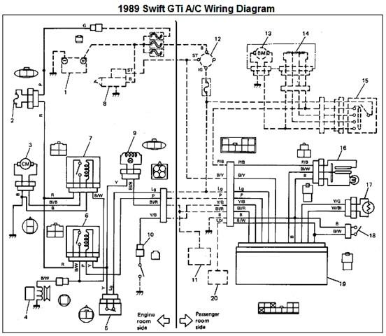 [EG_6407] Freightliner Columbia Ac Wiring Diagram Free Diagram