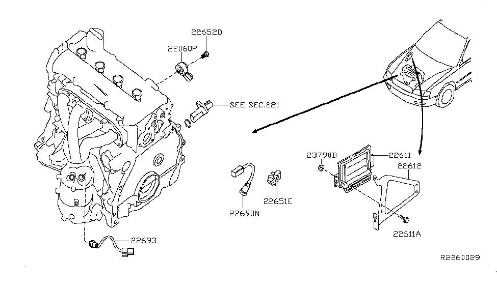 [GW_8923] Nissan Sentra Engine Diagram View Diagram