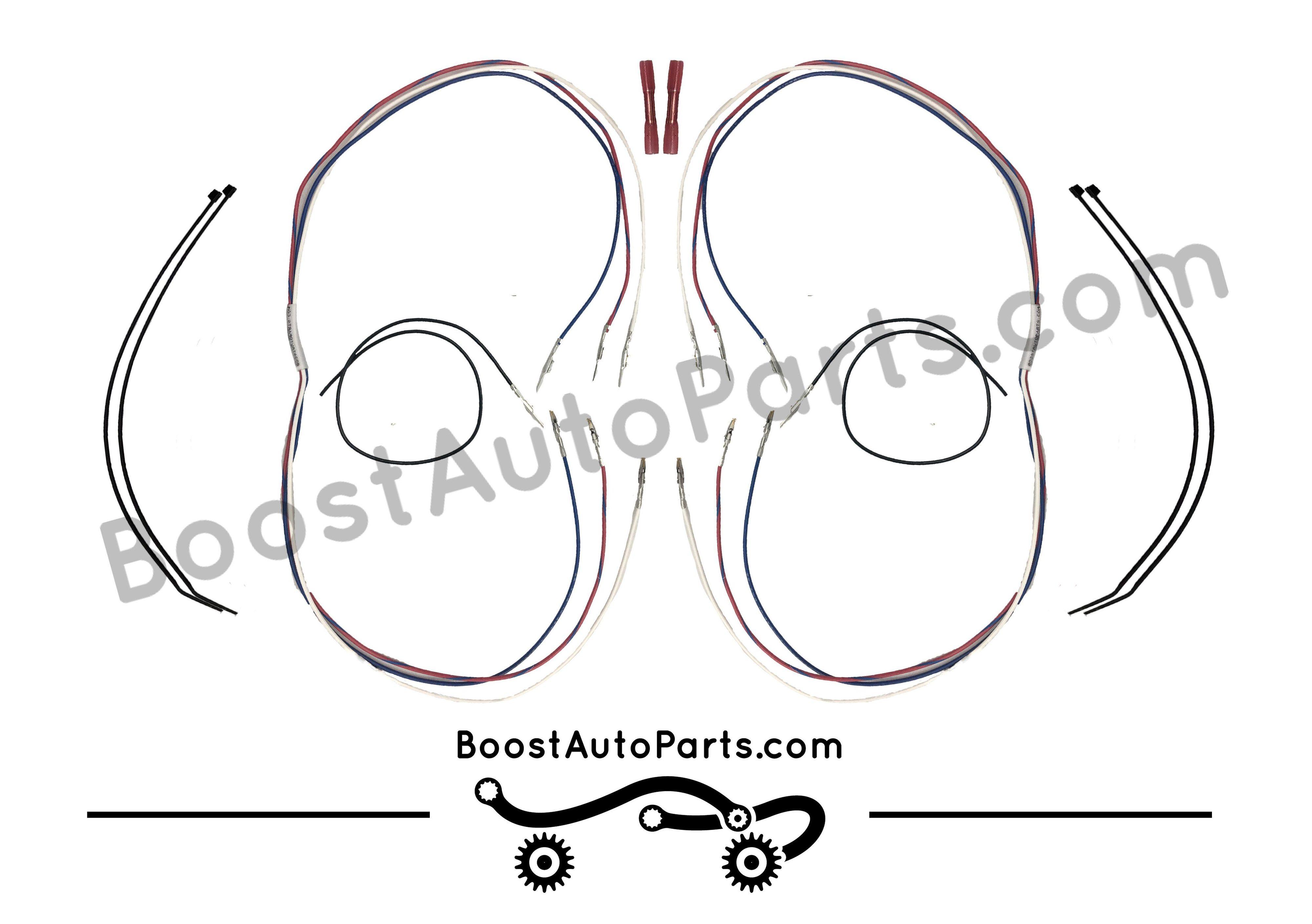 [CZ_2812] Ford Mirror Wiring Harness Oem Schematic Wiring