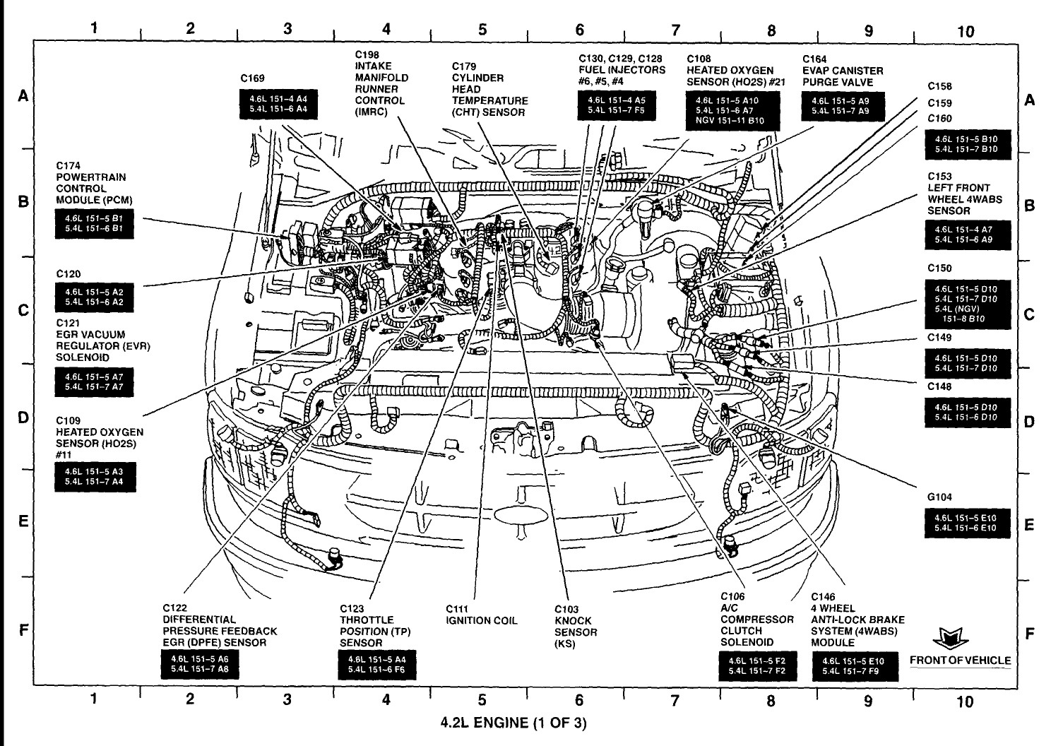 [LK_0984] 2015 Ford F 150 Parts Diagram Download Diagram