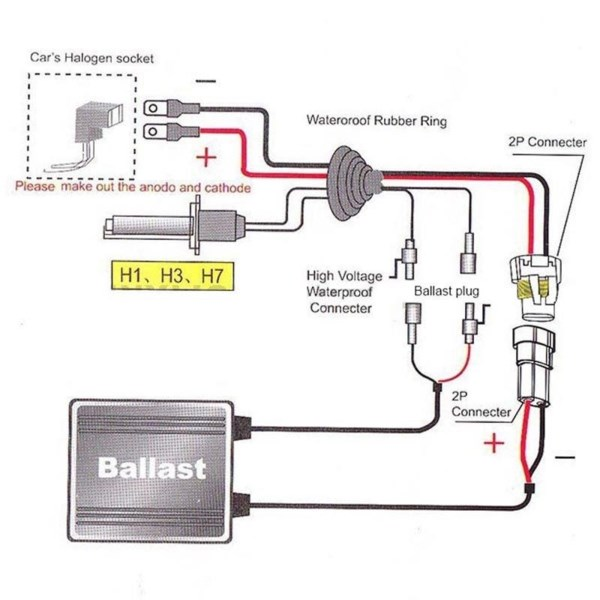 hid l wiring diagrams heat relay wire diagram  begeboy