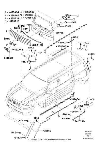 [ZN_4000] 2010 Ford Flex Engine Diagram Wiring Diagram
