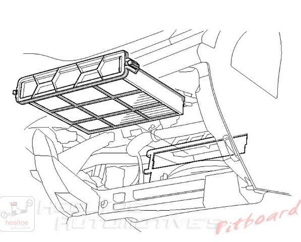 [KL_8703] 06 Honda Pilot Fuel Filter Schematic Wiring