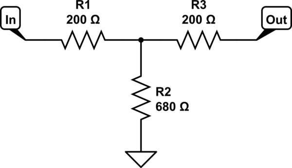 [EG_9022] How To Build A Simple Attenuator Circuit