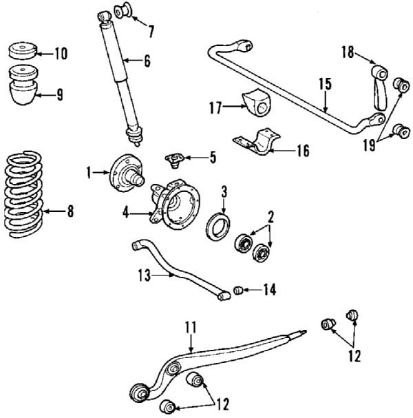 [RM_3665] Acura Tl Suspension Parts Diagram On Acura Tl