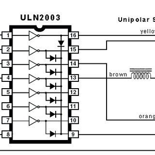[NS_6162] Stepper Motor Controller With Parallel Port
