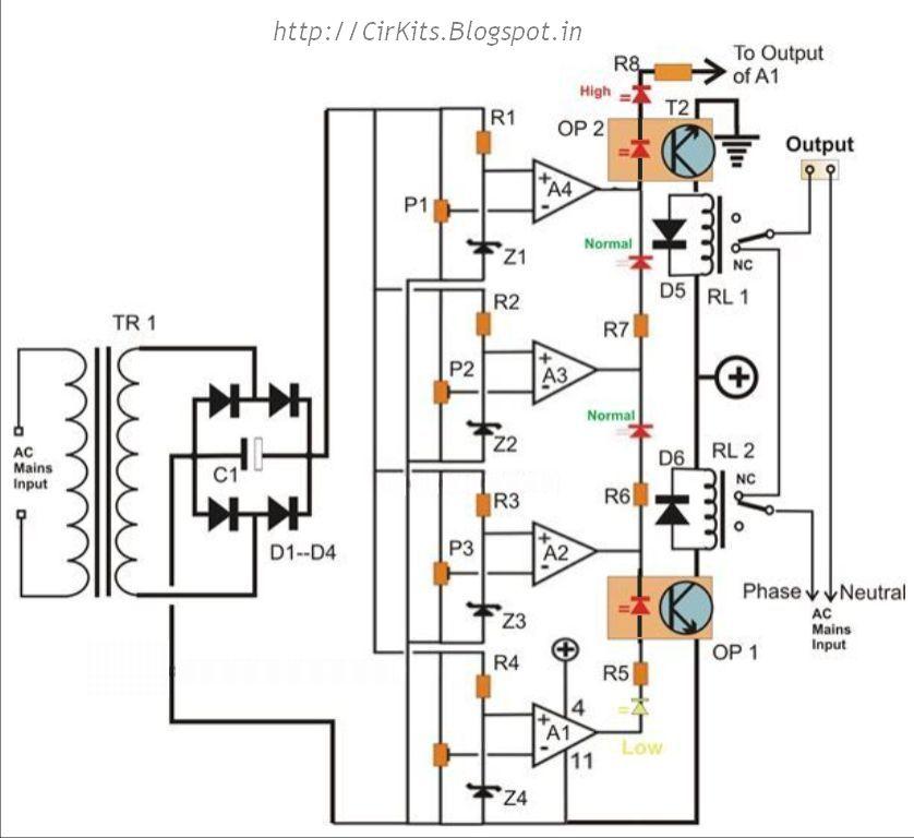 [SF_3935] Under Voltage Circuit Free Diagram