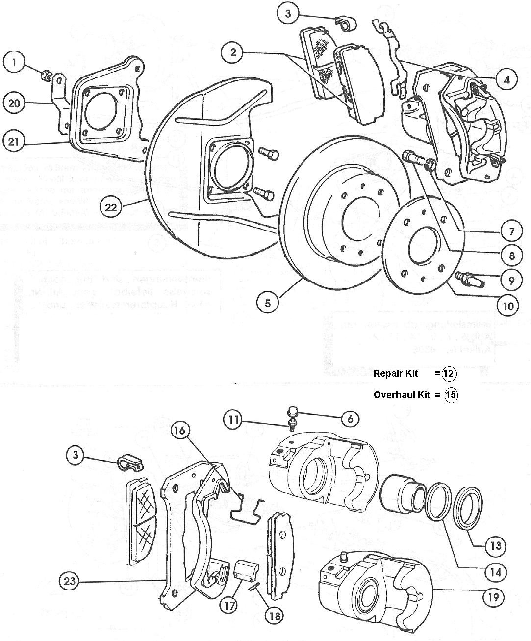 [YR_2544] Fiat Brakes Diagram Download Diagram