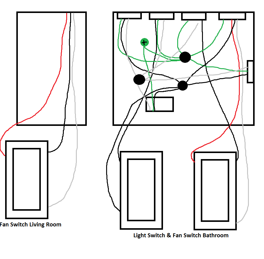 Wiring Diagram Gallery: Legrand Light Switch Wiring Diagram