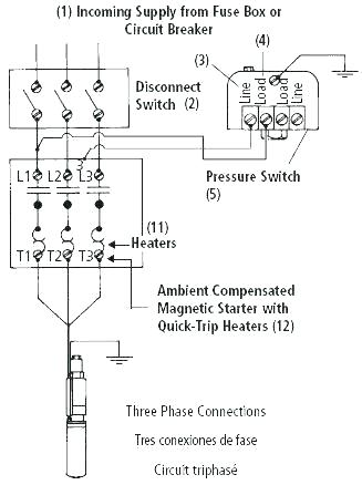 water pressure switch 3 phase wiring diagram  guitar wiring