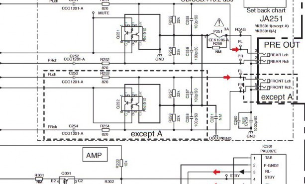 [WX_4333] Pioneer Deh 3300Ub Wiring Harness Schematic Wiring