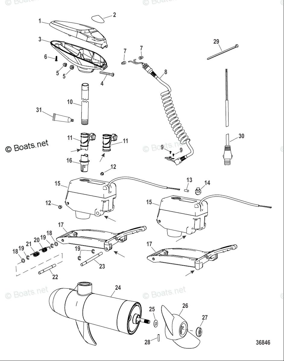[HY_0265] Wireless Trolling Motor Wiring In Addition