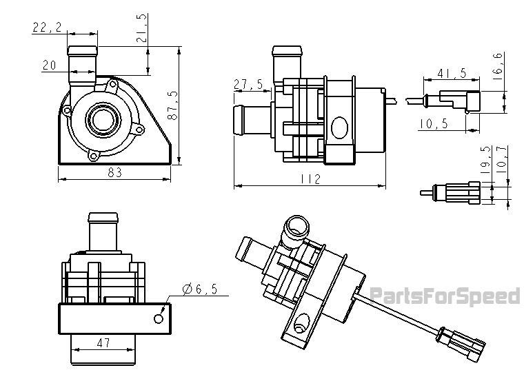 [VM_5460] Davies Craig Electric Water Pump Wiring Diagram