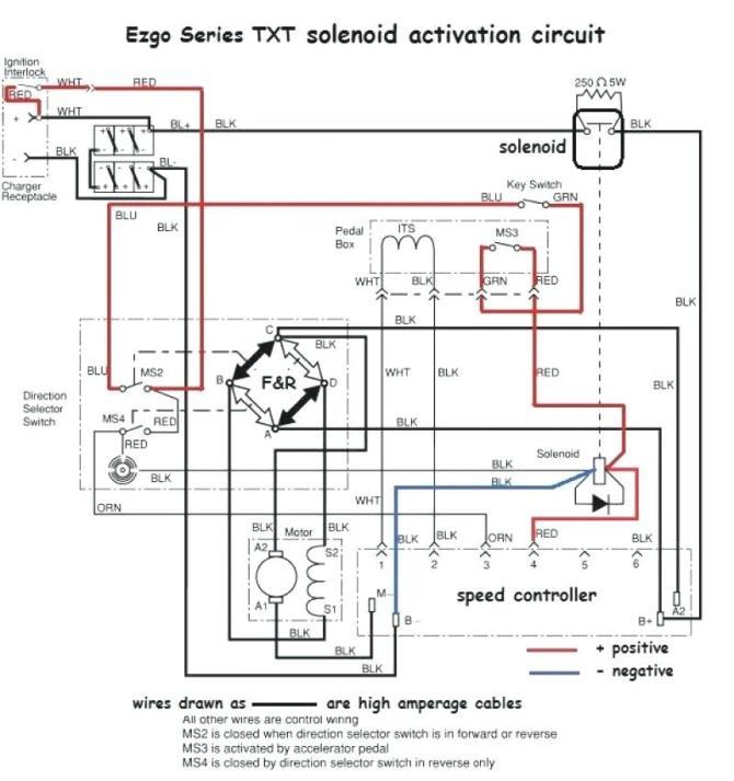 2010 ezgo wiring diagram  wiring diagram solidwindow