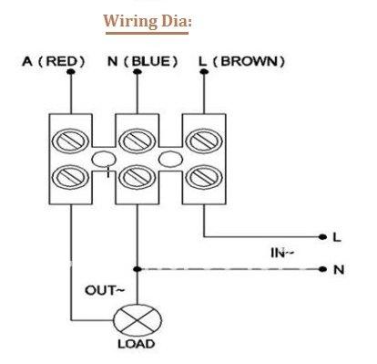 [SV_2238] Pir Sensor Wiring Instructions Download Diagram