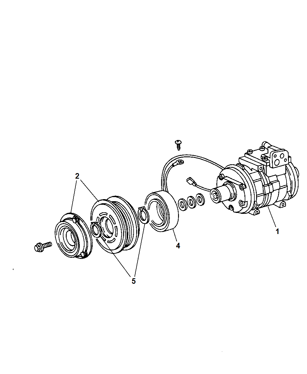 [NN_2357] 2006 Jeep Commander Ac Diagram Schematic Wiring