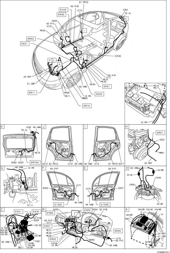 Wiring Diagram Peugeot 505 Gti : Wiring Diagram Peugeot