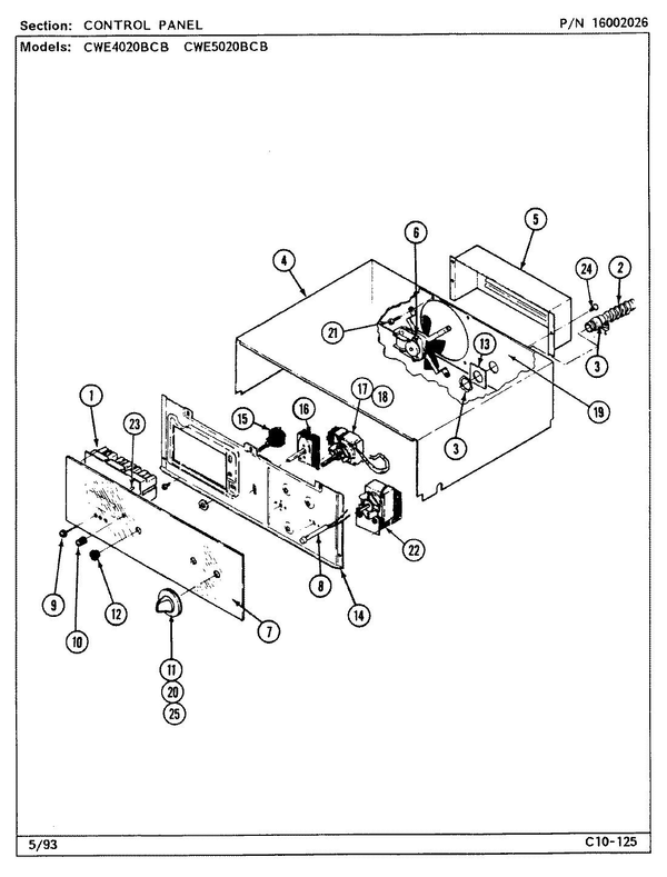 [TF_5347] Maytag Oven Control Panel Wiring Diagram Free