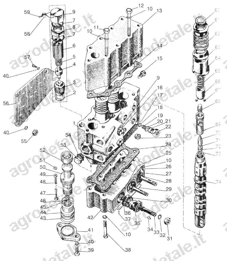 [GG_7163] Belarus Wiring Schematic Free Diagram