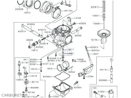 [CS_8633] Kawasaki Bayou Fuse Box Free Diagram