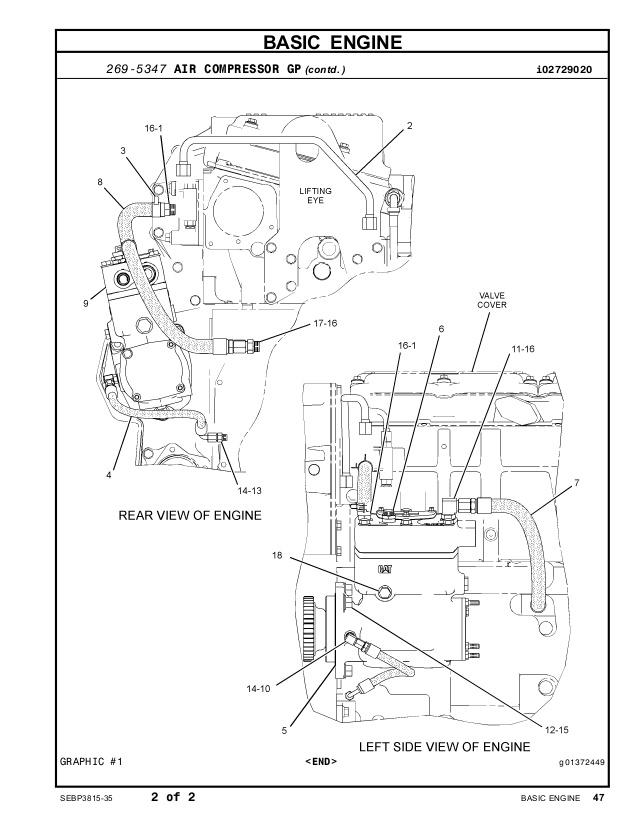 [VT_3106] Ascert C15 Engine Diagram Schematic Wiring