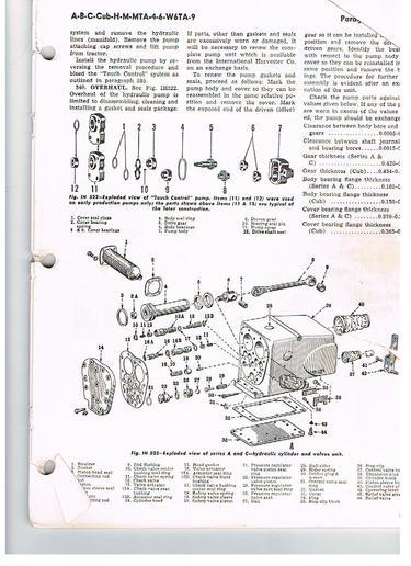 es3733 farmall h parts diagram wiring diagram