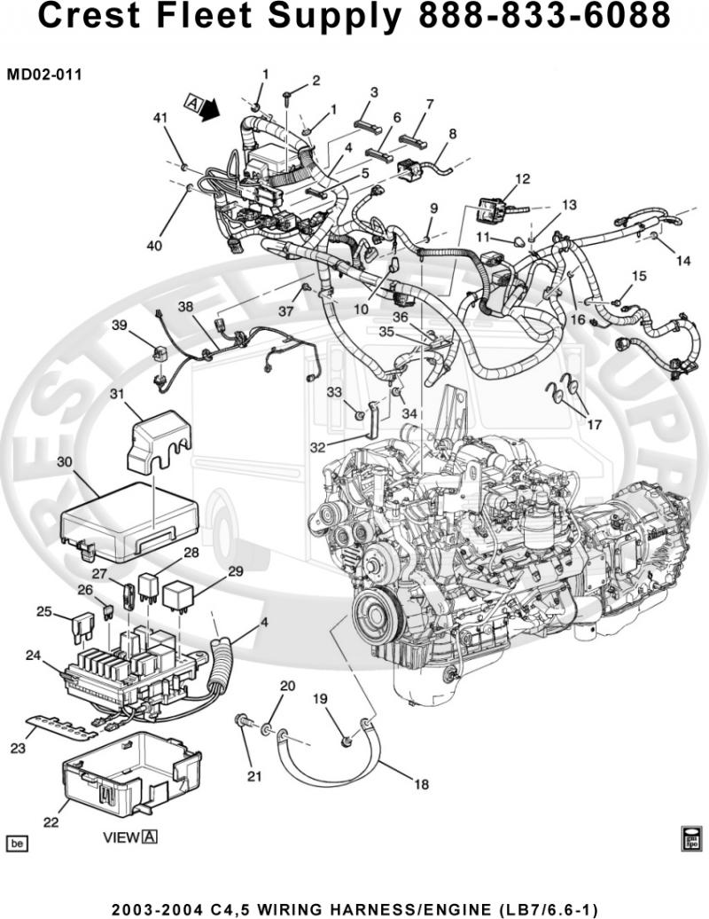 [ND_4630] Duramax Lly Engine Diagram Engine Car Parts And