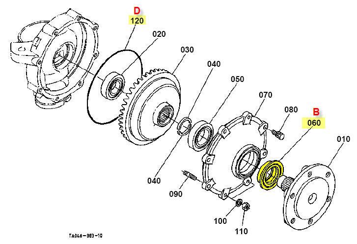 [OE_1764] Kubota 900 Rtv Axle Parts Diagram Also Kubota