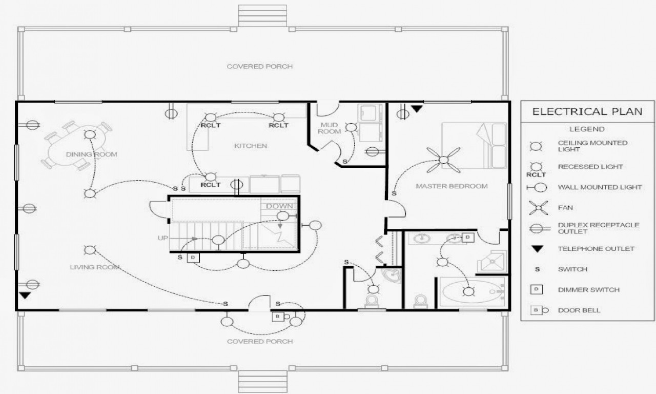 House Wiring Diagram Uk : Wiring A Light Fitting Guide For
