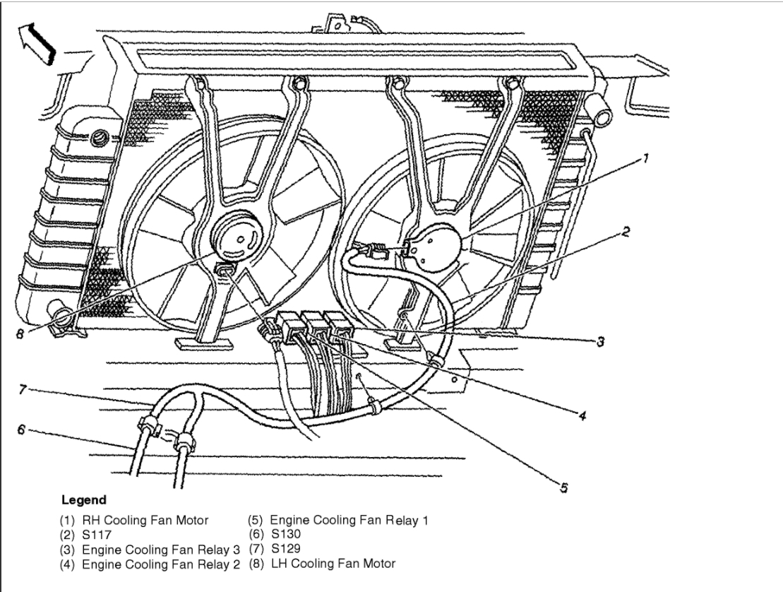 [XF_5642] Diagram Of Engine 4 5 Liter Cadillac Schematic