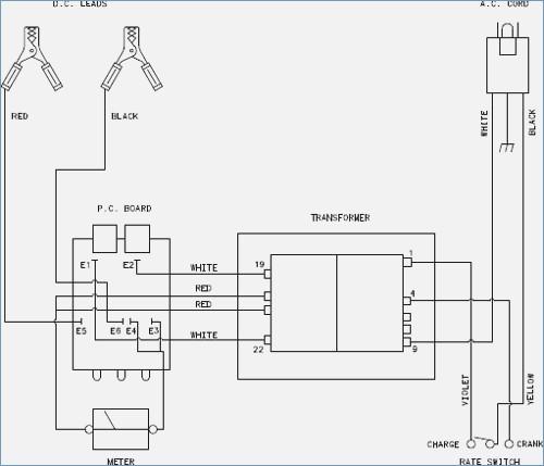 [37+] Schematic Schumacher Battery Charger Se 4022 Wiring