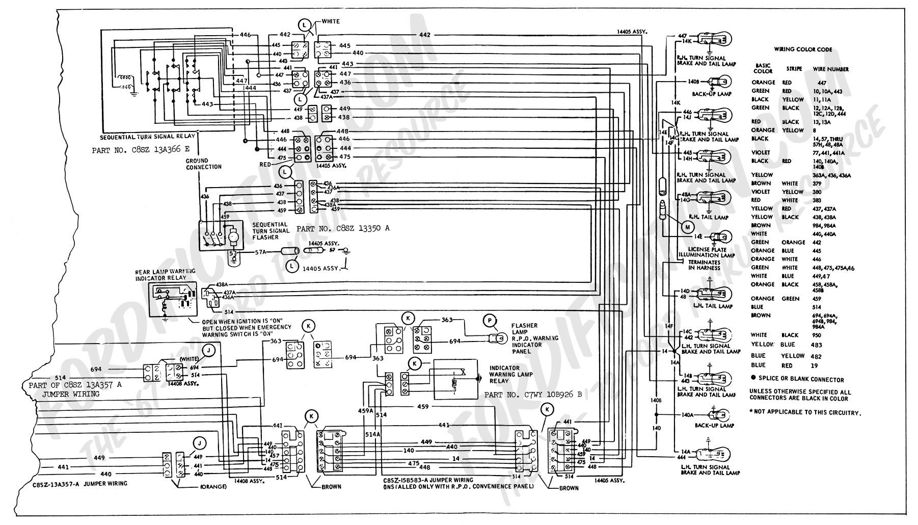 Peterson Snow Plow Lights Wiring Diagram