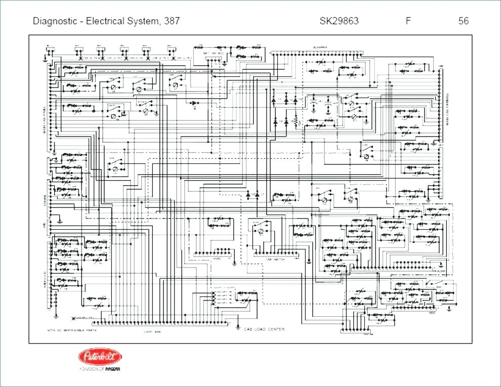 [RX_6605] Peterbilt 389 Wiring Diagram On Peterbilt 357