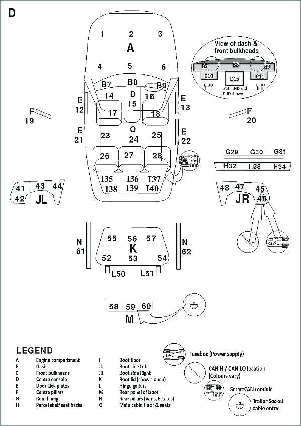 [TV_0511] Audi A6 Fuse Box In Boot Wiring Diagram