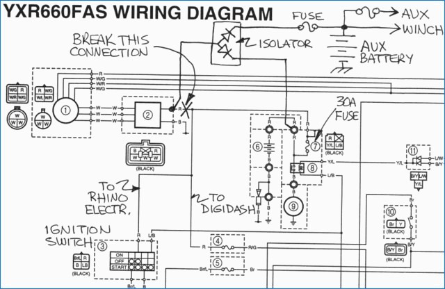 [DIAGRAM] 660 Grizzly 4wd Wiring Diagram FULL Version HD