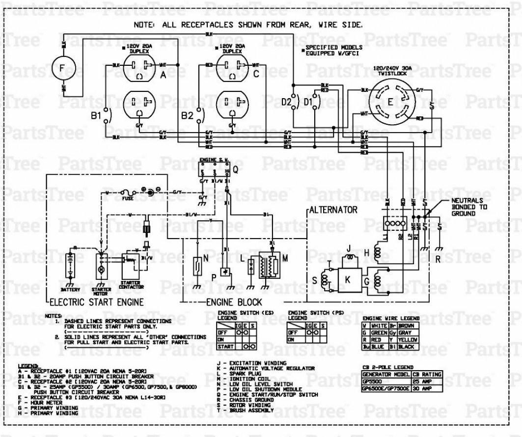 [AZ_1307] Residential Generator Wiring Diagrams Free Diagram
