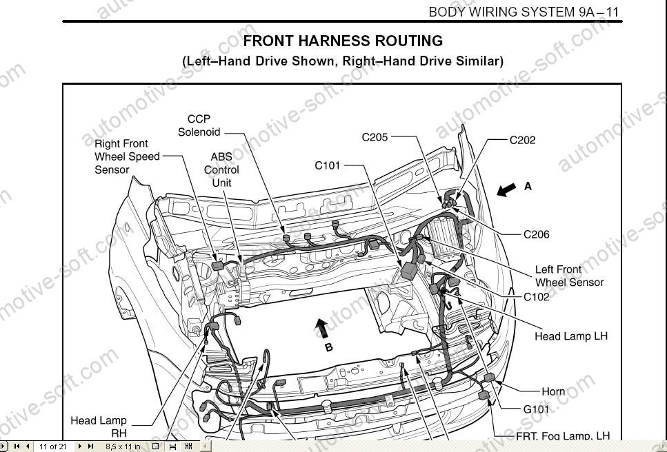 [YW_0895] Daewoo Car Manuals Wiring Diagrams Pdf Wiring