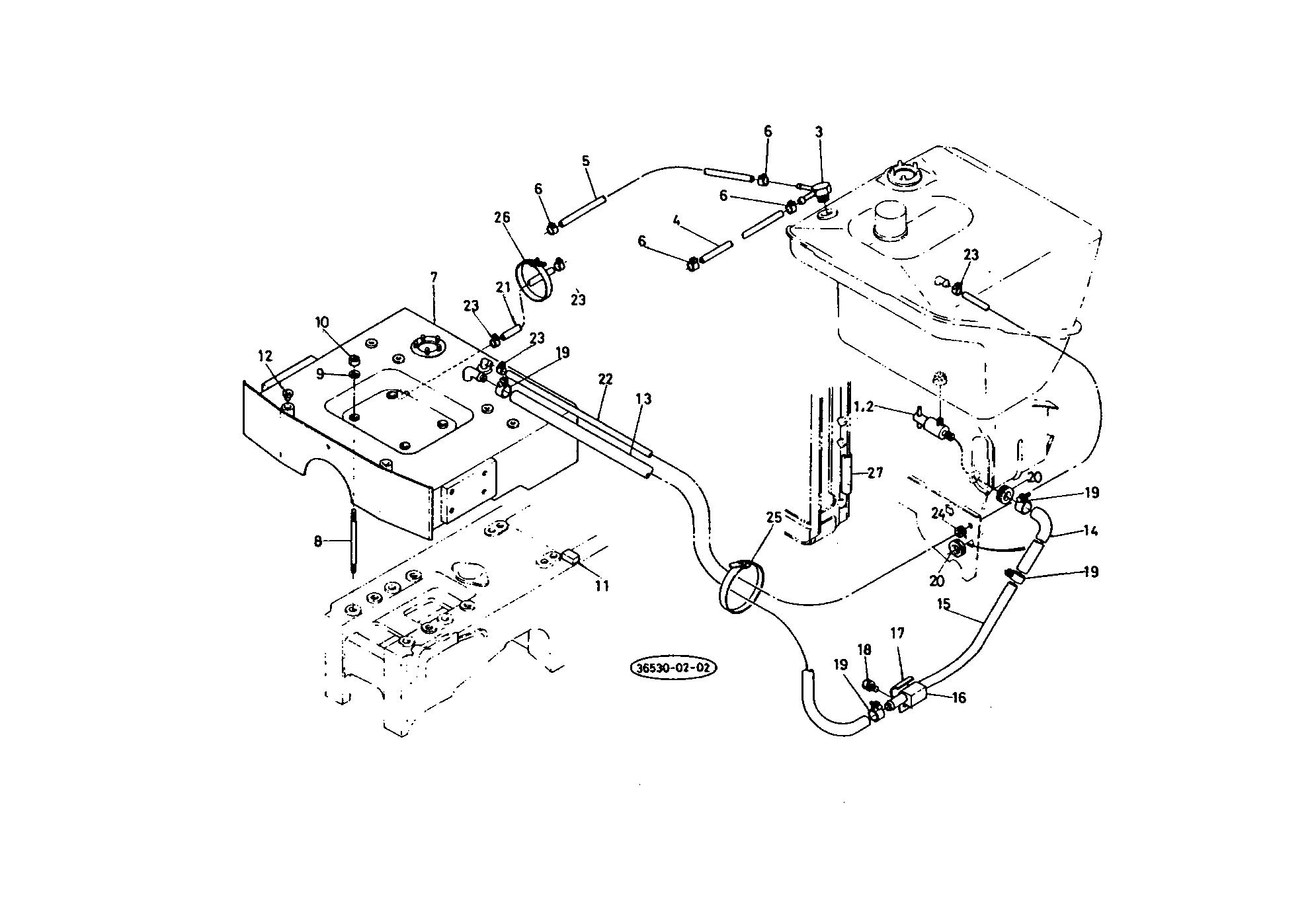 Kubota G Wiring Diagram