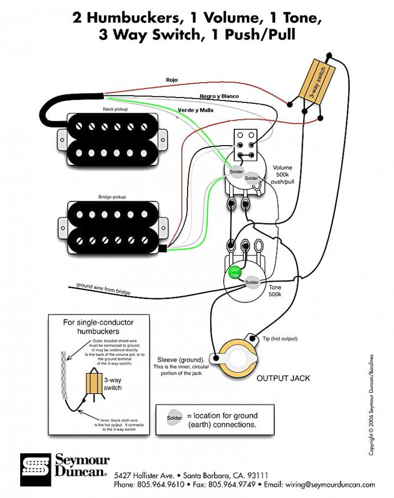 [DO_7076] Emg Select Pickups Wiring Free Diagram