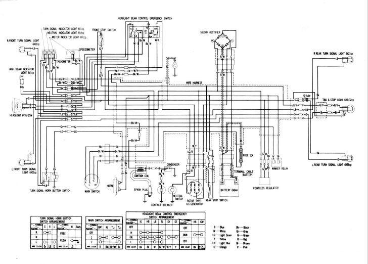 [RE_9003] Honda Tl 125 Wiring Diagram Download Diagram