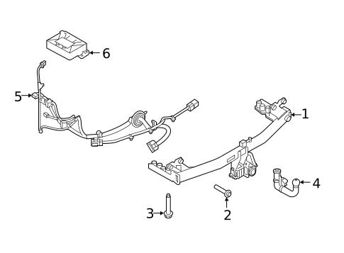 [YC_0507] Jaguar Exhaust System Diagram Schematic Wiring