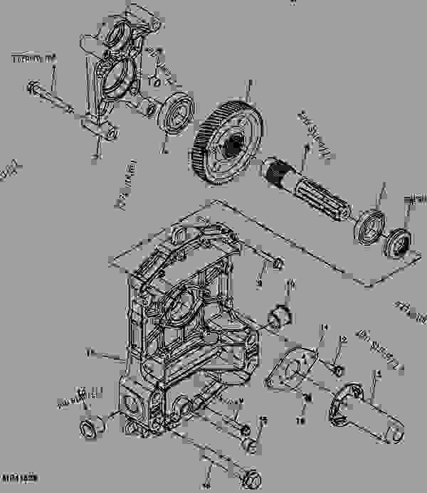 John Deere 3032E Wiring Diagram Collection