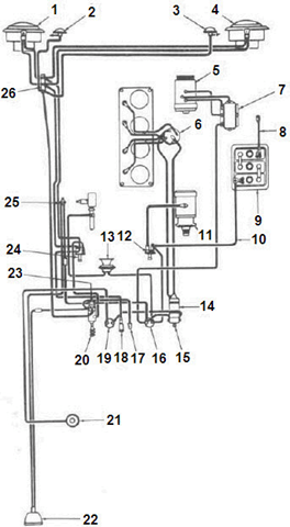 [HM_0967] 47 Cj2A Wiring Diagram Schematic Wiring
