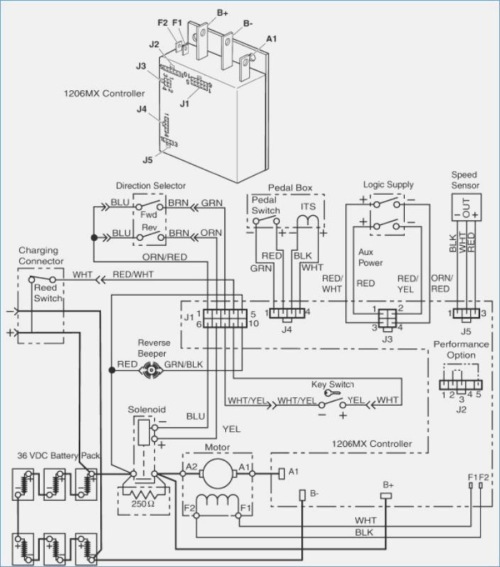 [HM_0652] Wiring Diagram Free Picture Golf Cart Schematic