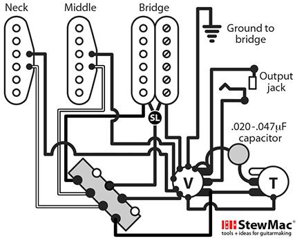 [CK_3325] Passive Pickup Wiring Diagram Wiring Diagram