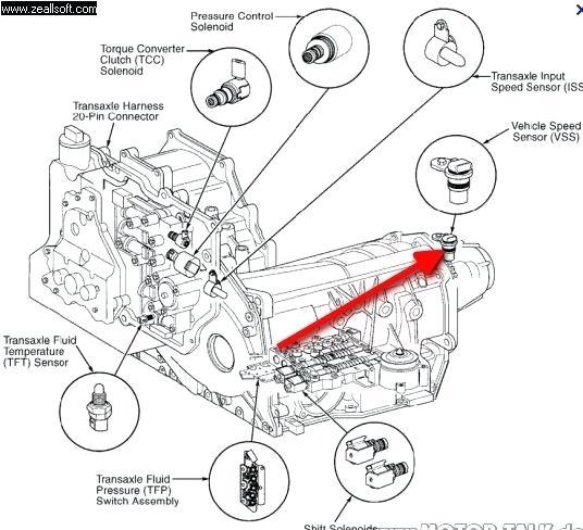 [RE_1495] Torque Converter Clutchcar Wiring Diagram Free