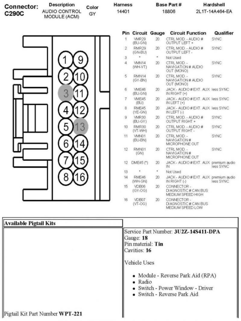 Wiring Diagram For Kenwood Cd Player / How To Install