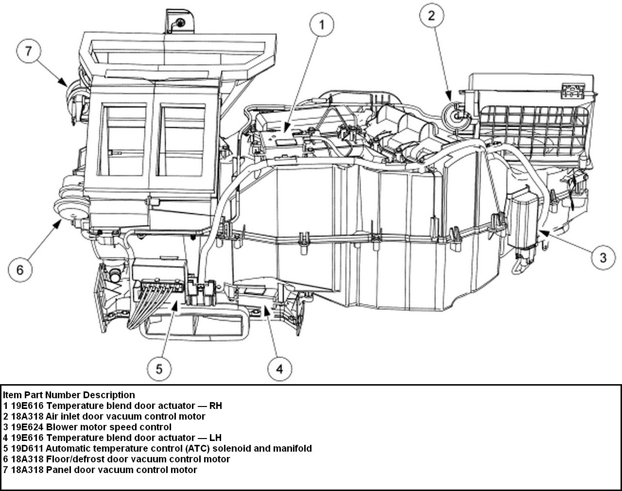 [BM_1445] 2004 Lincoln Aviator Engine Diagram Download Diagram