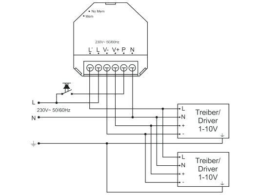 [AX_8413] Clipsal Dimmer Wiring Diagram Clipsal Dimmer
